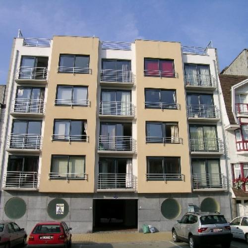 (seizoen) Middelkerke - Caenen building_172 - gebouw_foto_172_1