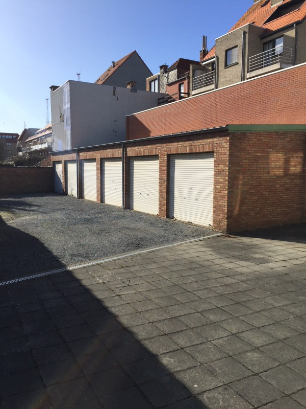 Garage (saison) Middelkerke - Caenen vhr0838