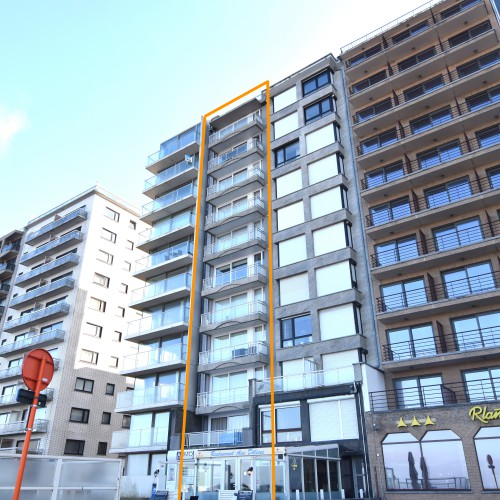 Appartement (saison) Blankenberge - Caenen vhr0897