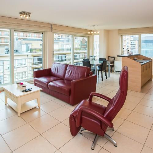 Appartement (saison) Middelkerke - Caenen vhr0005
