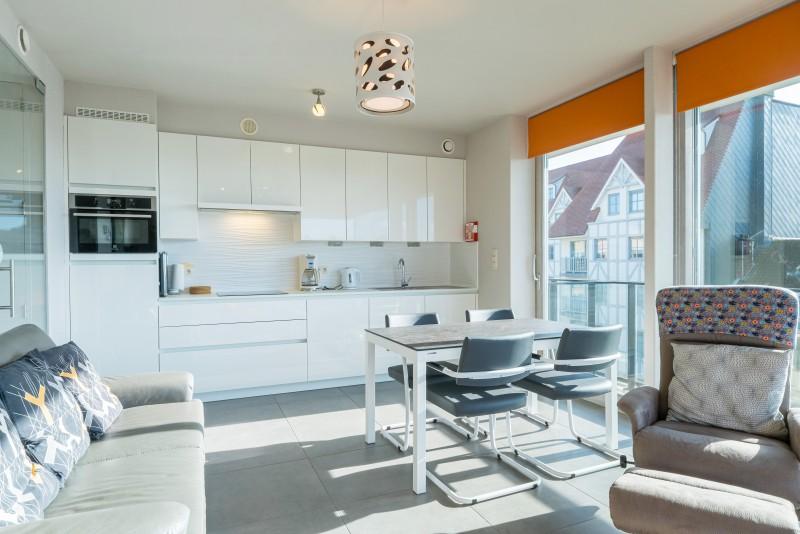 Appartement (seizoen) Middelkerke - Caenen vhr0660