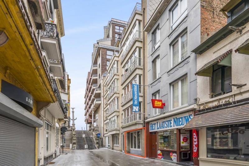 Appartement (saison) Blankenberge - Caenen vhr0959