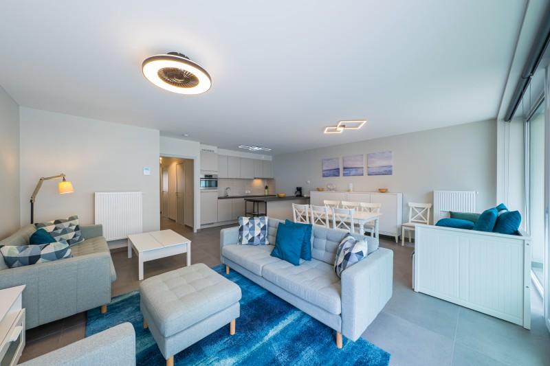 Appartement (saison) Middelkerke - Caenen vhr0974